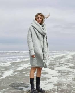 Nina gris INTI knitwear