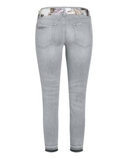 Liu short superstretch grey denim Cambio