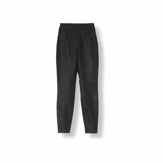 Sienna pants iconic black leather Stella Nova