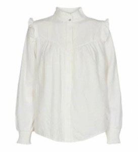 Co'Couture Mason shirt off white