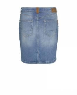 Ava breeze skirt blue Mos Mosh