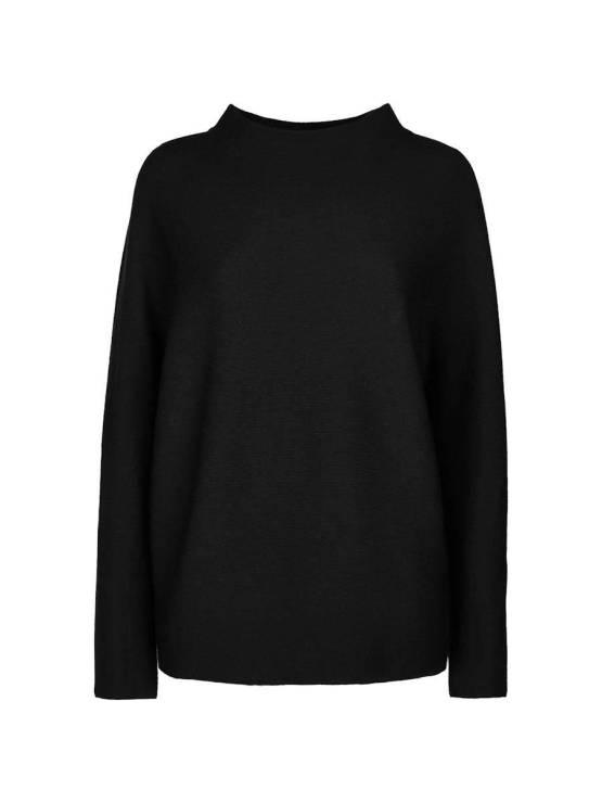 Sweater core black Noman'sland