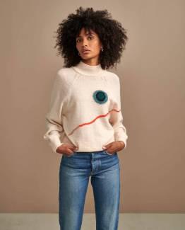 Amouso knitwear shell Bellerose