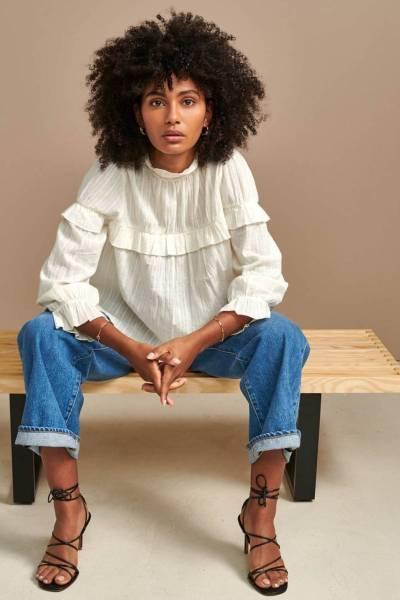 Dakota blouses natural Bellerose