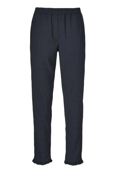 7/8 lenght stretch pants ultra marine Gustav
