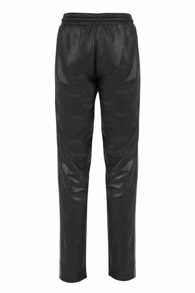 Leather pants black Alchemist