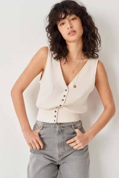 Tsieme shirts tapioca Sessun
