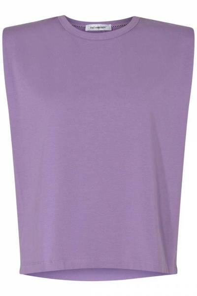 Eduarda tee purple Co'Couture