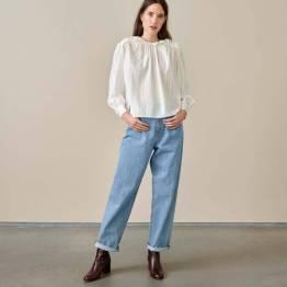 Harper blouses ecru Bellerose