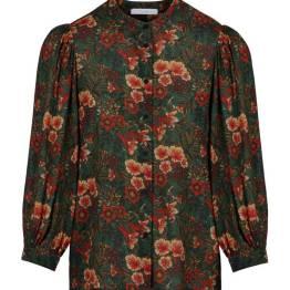 Rikki tropic blouse print By-Bar Amsterdam