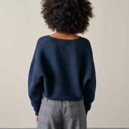 Fioush sweatshirts navy Bellerose