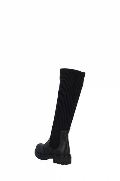 """Delfi black boots Ca""""Shott"""