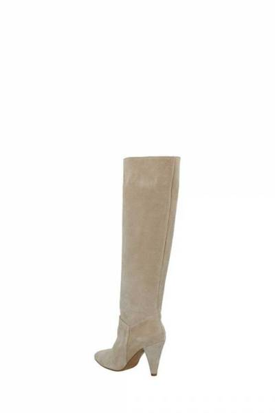 "Mariola suede boots Ca""Shott Gold"