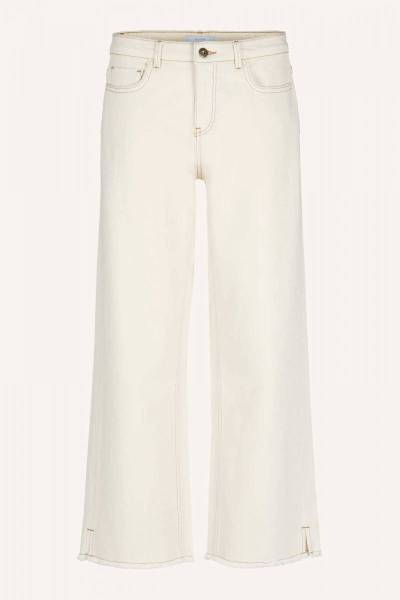 Mojo raw pant off white By-Bar