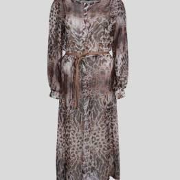 Dress feathers multicolour Summum