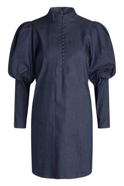 Shelby denim dress blue Co'Couture