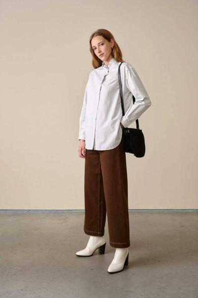 Greta shirts stripe Q Bellerose