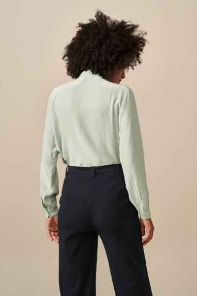 Astra11 blouses aqua Bellerose