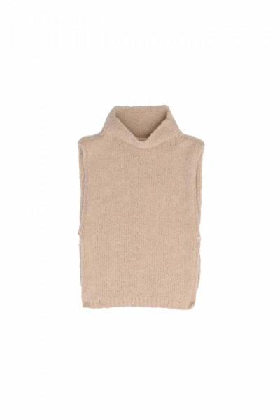 Pozo marfil INTI knitwear