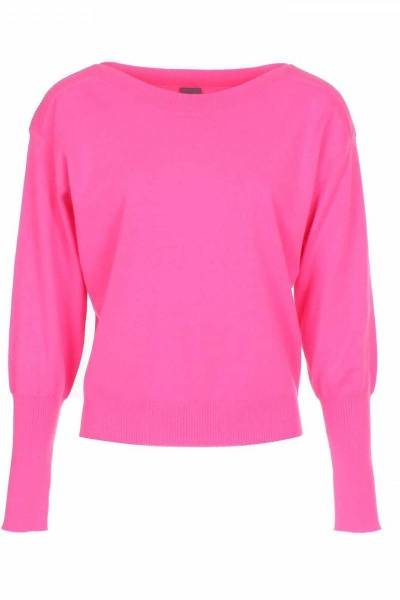 Suze sweater seperate col pink Aimee