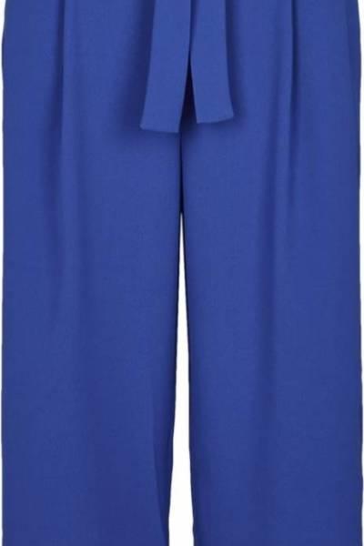 Yasemin trousers dazzling blue Second Female