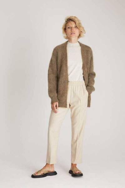 Sydney pants flannel cream Zenggi