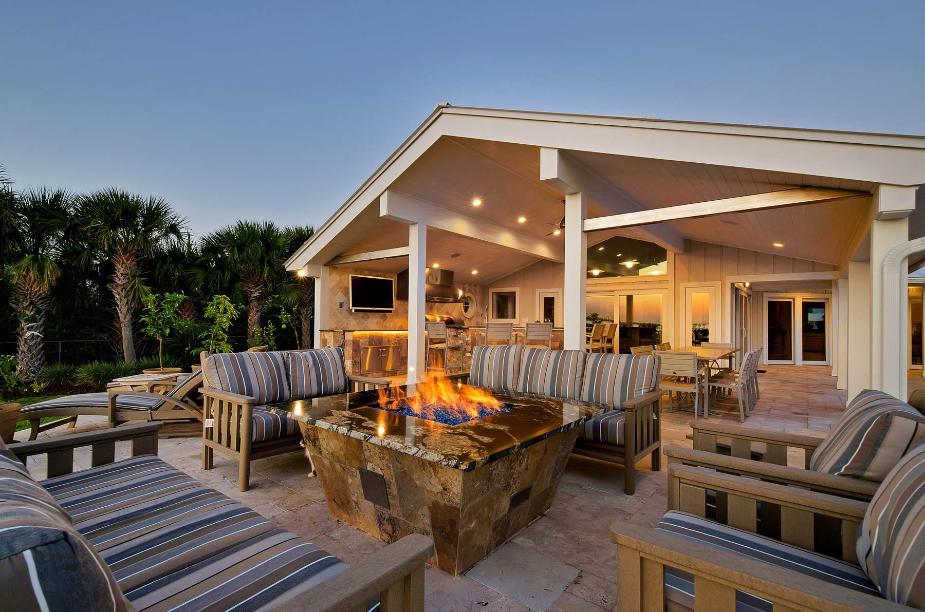 kitchen remodel jacksonville fl center island florida ranch retreat - bontrager builders group
