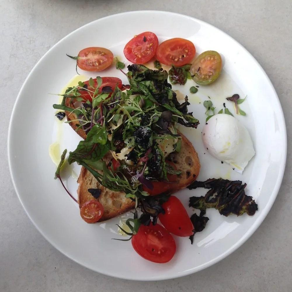 The kettle black melbourne australia review bon traveler for Australian cuisine melbourne