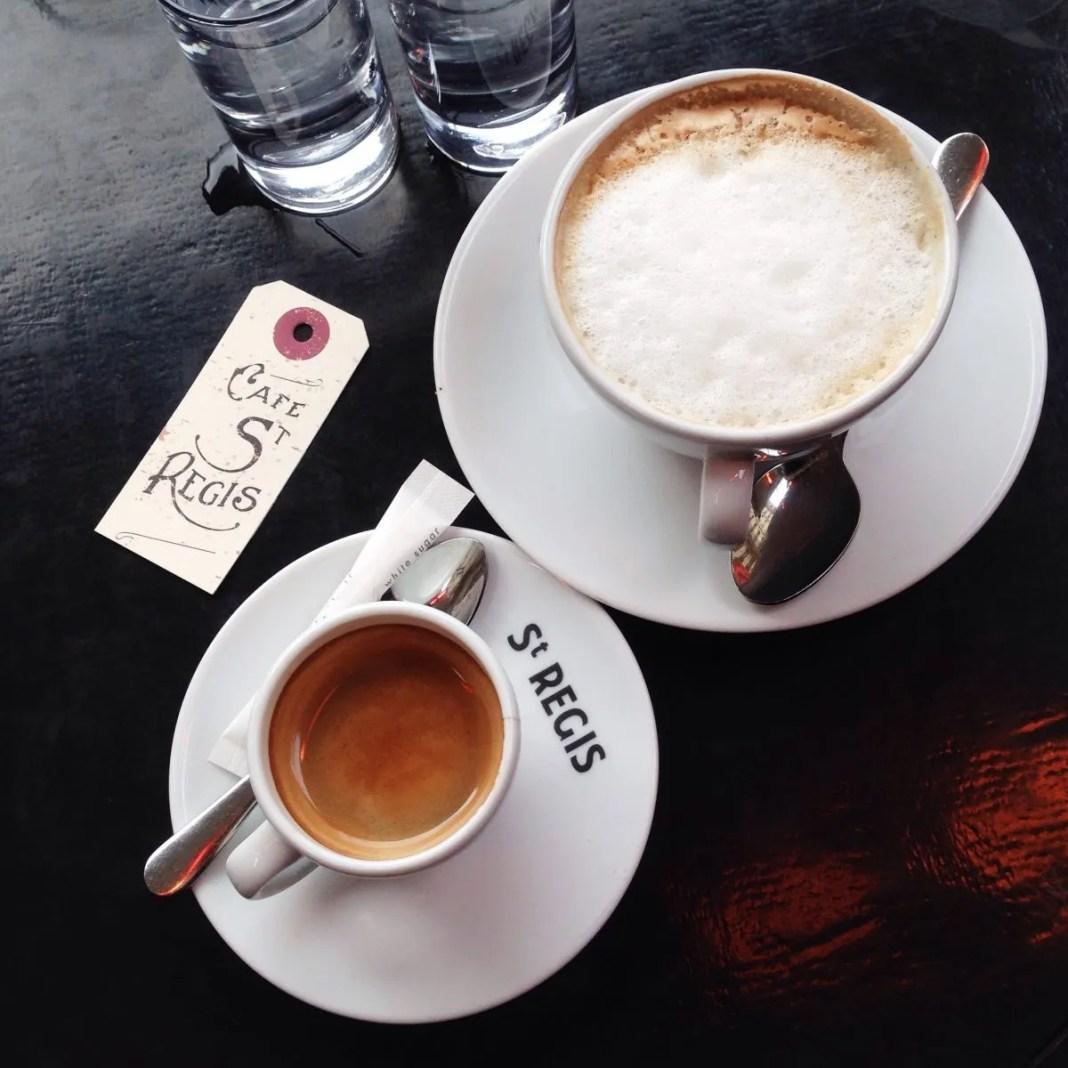 Cafe Near Jardin Du Luxembourg: Postcards From Paris: Favorite Spots
