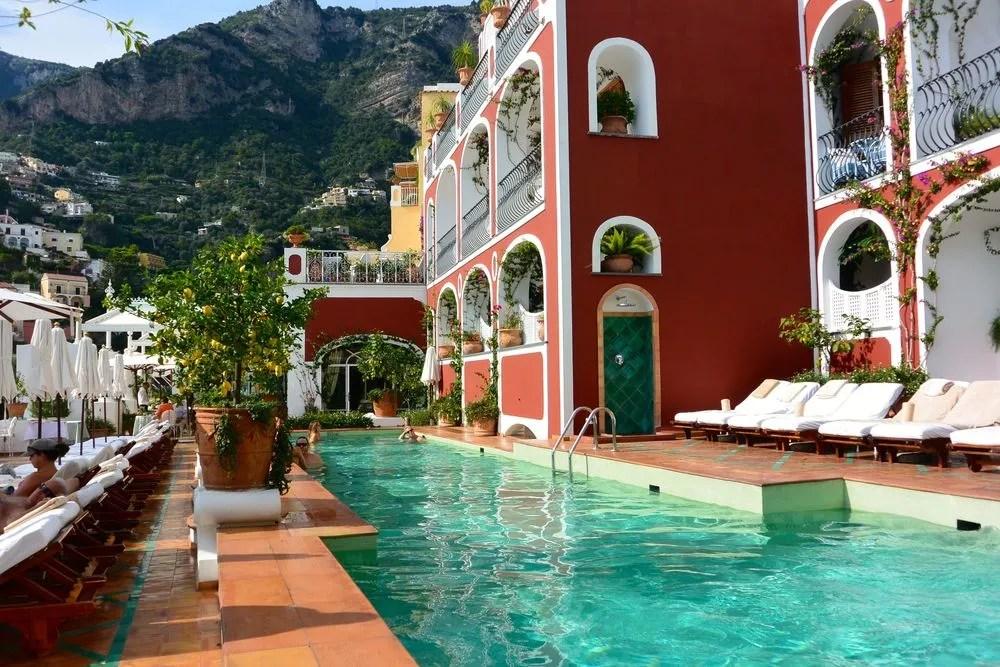 1. Le Sirenuse (Positano, Italy)