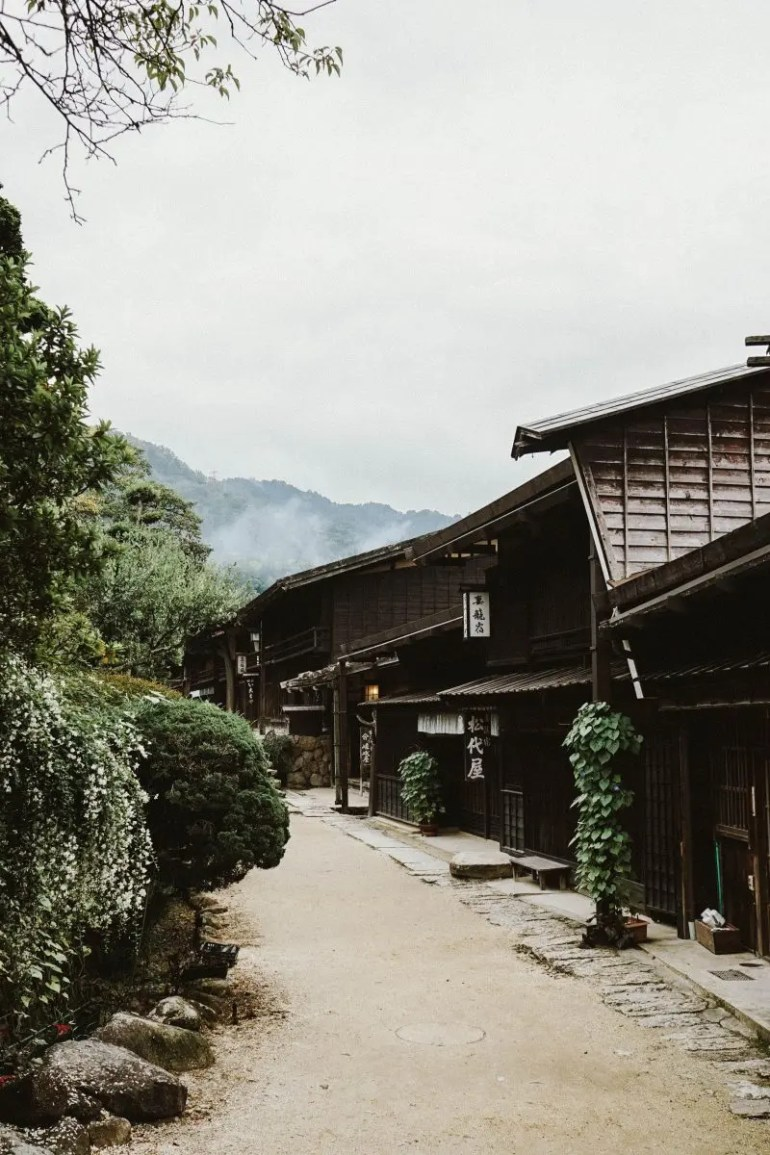 Tsumago in Kiso Valley