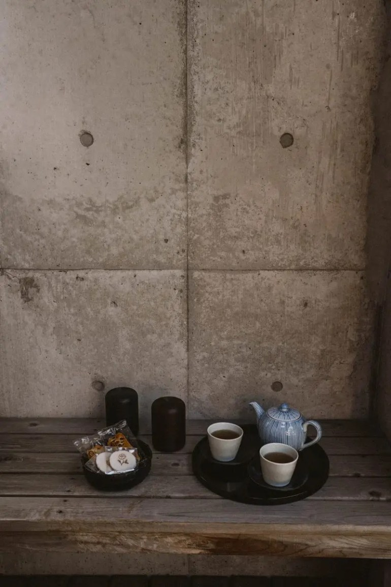 Tea at Beniya Mukayu
