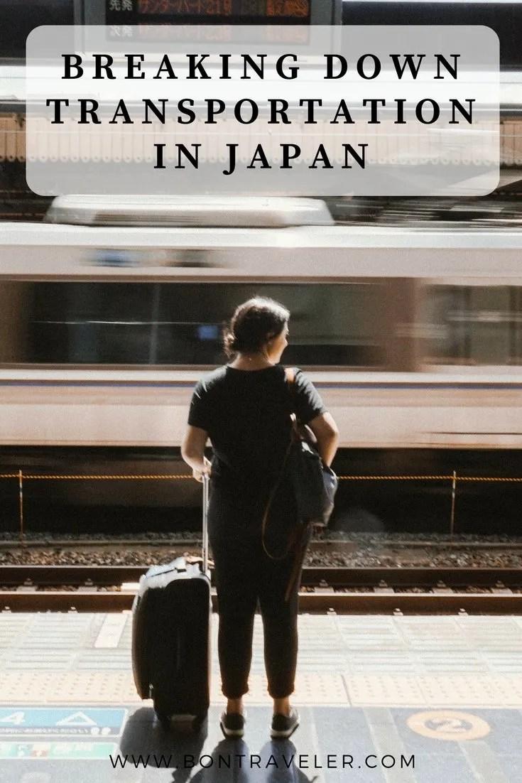 Breaking Down Transportation in Japan - Bon Traveler