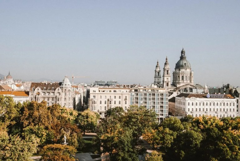 Staying at The Ritz-Carlton, Budapest in Hungary