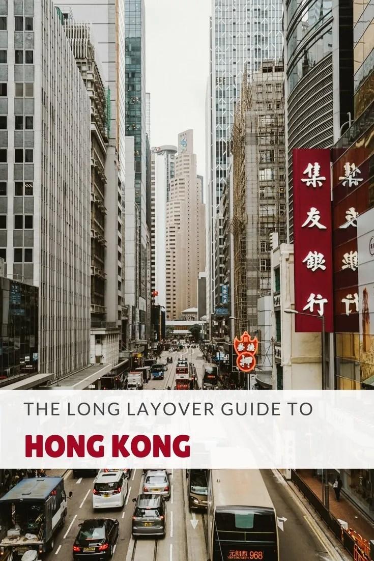 The Long Layover Guide to Hong Kong