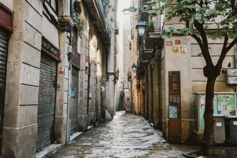 A Four Night Itinerary to Barcelona, Spain