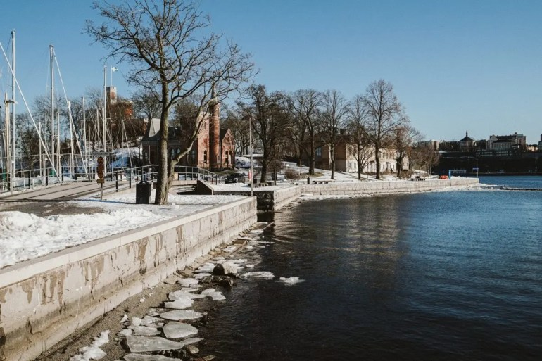 Staying at the Hotel Skeppsholmen in Stockholm with Kiwi Collection