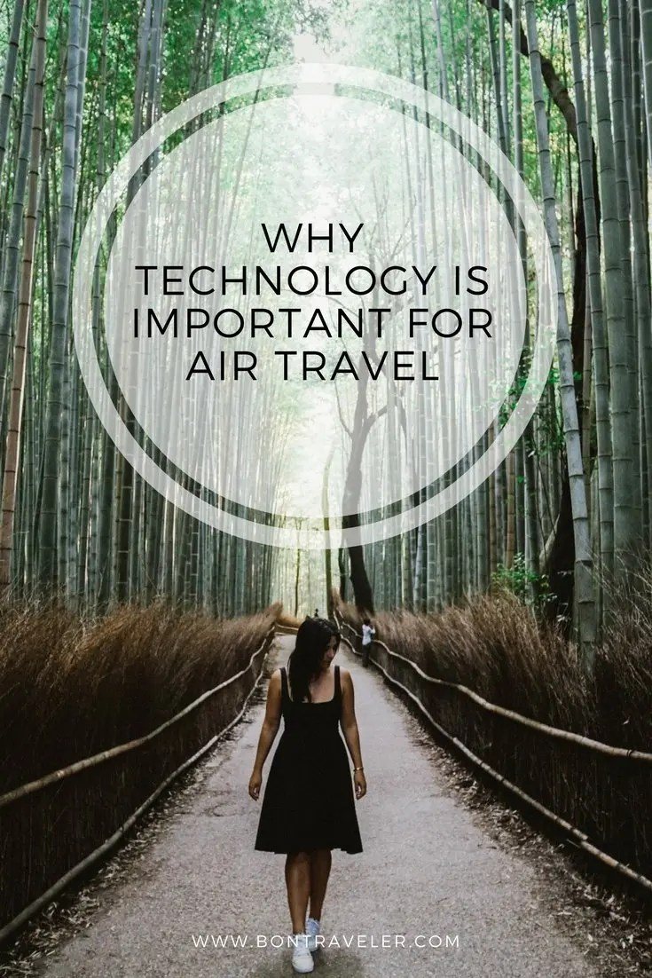 Why Technology Is Important For Air Travel
