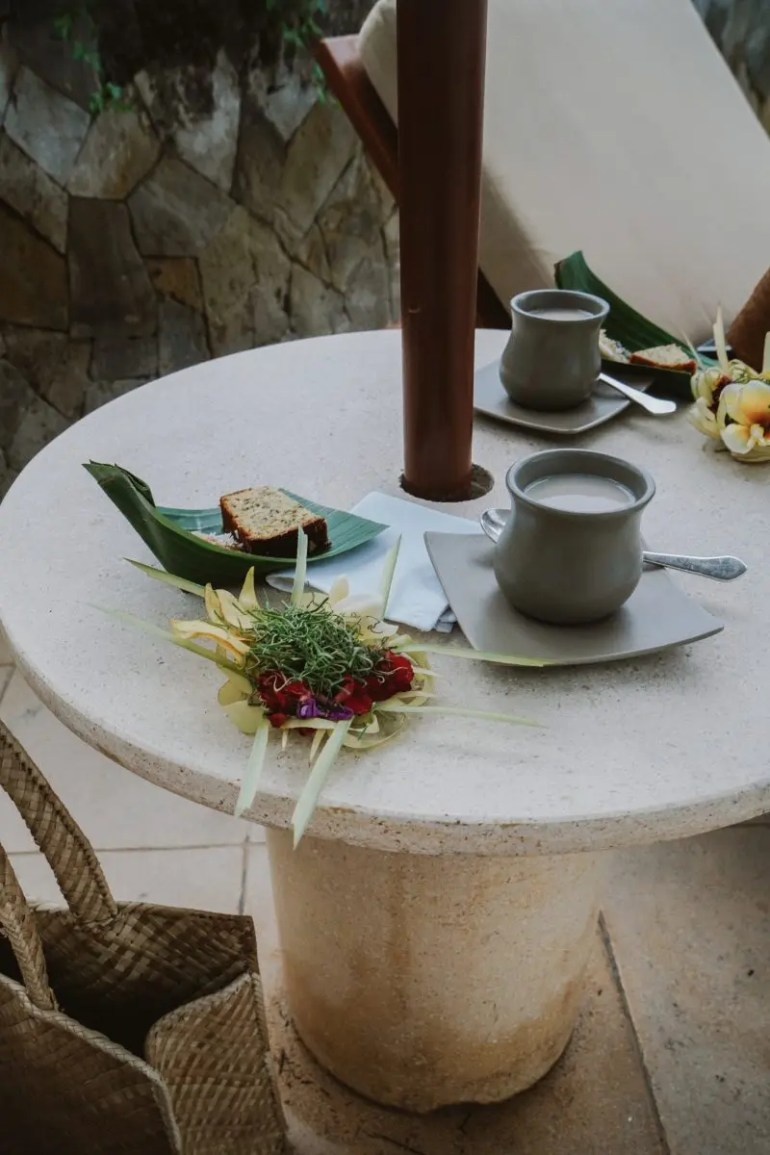 Staying at the Amankila in Bali with Kiwi Collection