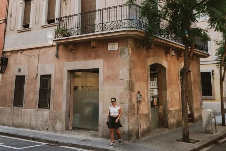 "Living in Barcelona: ""Sobremesa"", a Tattoo, & First Impressions."