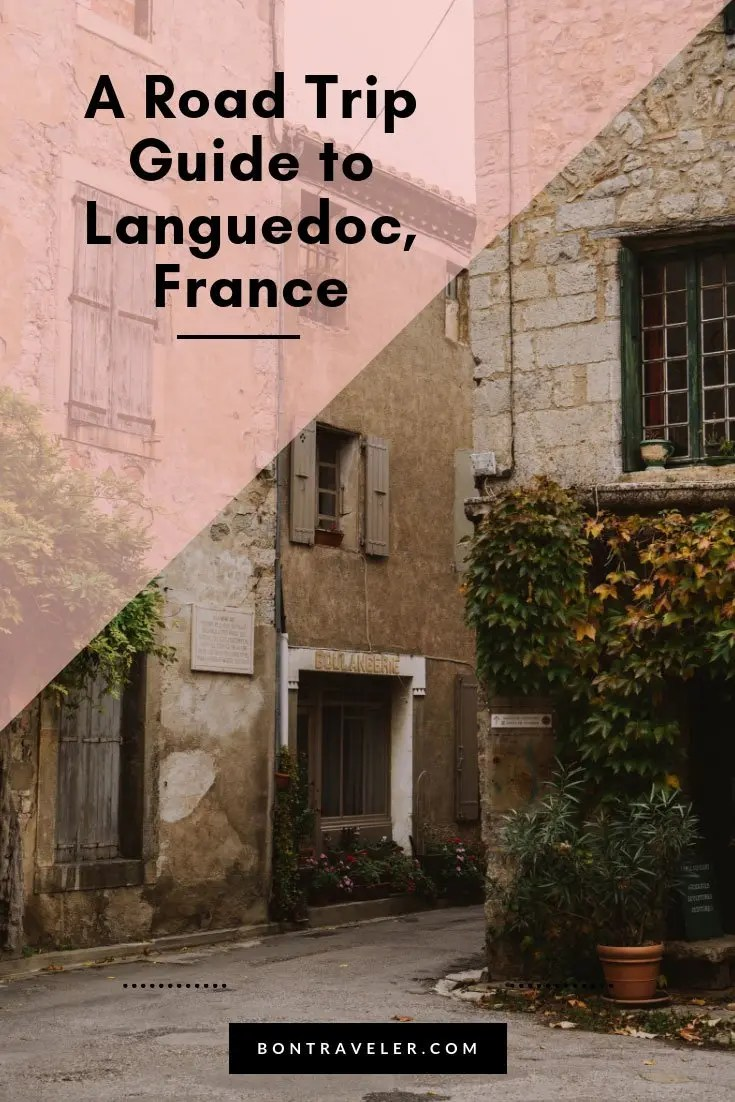 A Roadtrip Guide to Languedoc France