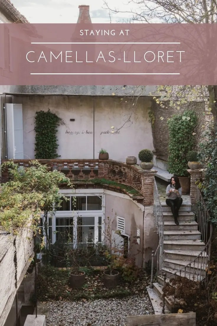 Staying at Camellas-Lloret Near Carcassonne