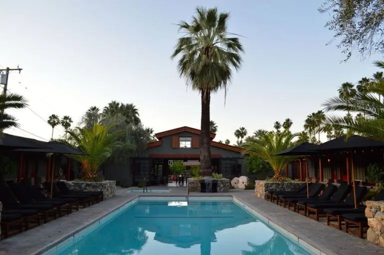 The Best Hotels in Palm Springs