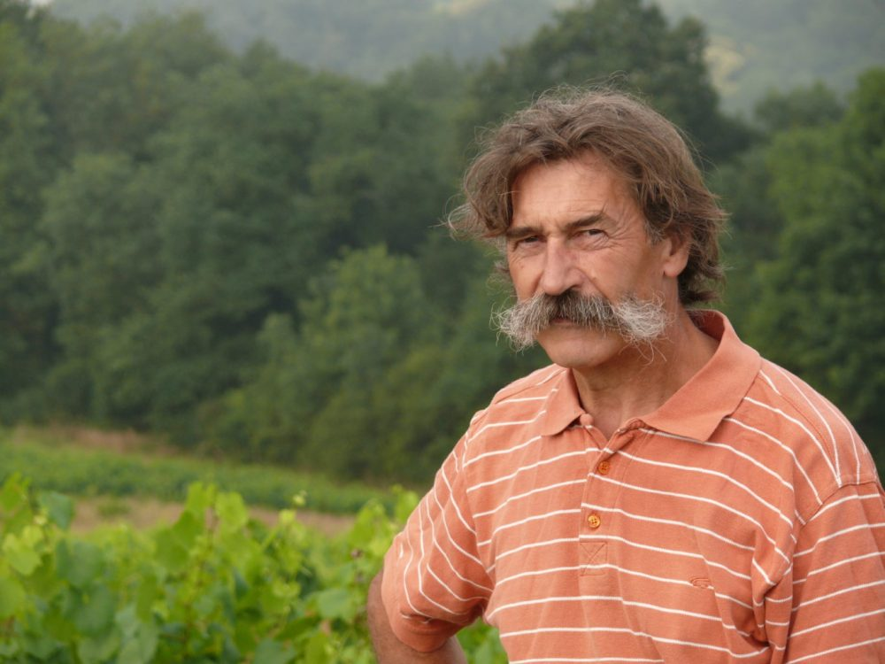 portraits of winemakers