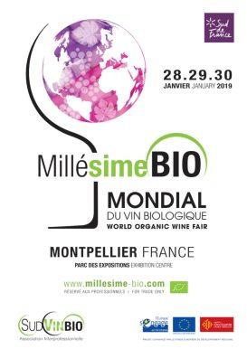 Millésime Bio Montpellier