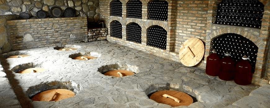 vins géorgiens