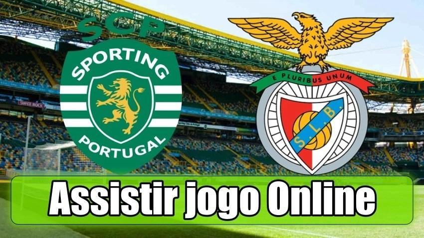 Jogo Gratis Sporting Benfica Sporting Vs Benfica Live Stream Free Tv Channel Team News For Huge Lisbon Derby Match Underway O Benfica Ja Havia Ameacado O Golo Um Par De