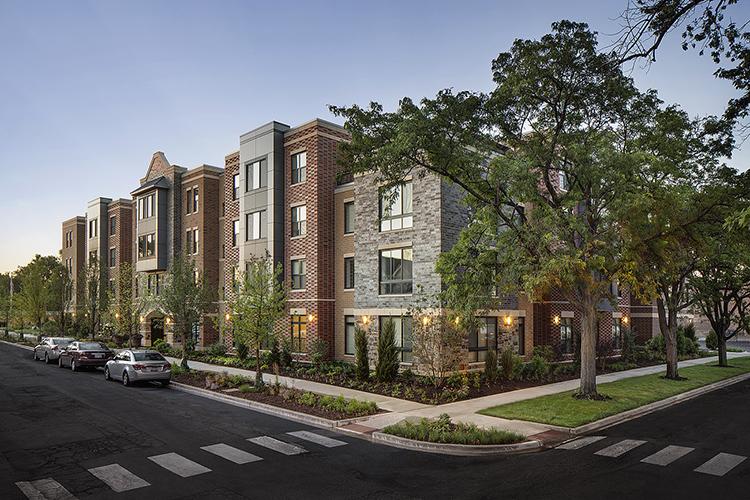 The Kilpatrick Renaissance; Chicago, IL; Worn Jerabek Wiltse Architects; Darris Lee Harris Job#1269