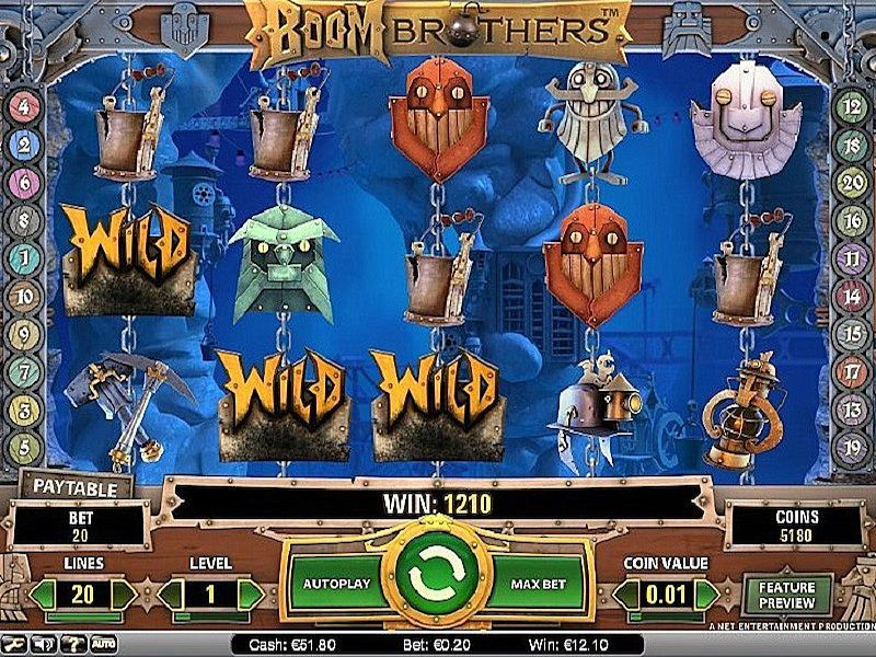 Brothers de Netent dans les casinos en ligne de France-min