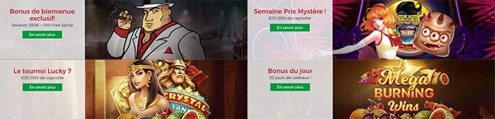 FatBoss Casino avis revue critique du casino en ligne fat boss casino bonus de bienvenu et promotio tours gratuits